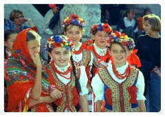 Folklore in Polonia