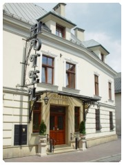 Hotel in Polonia